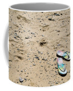 Flipflops Coffee Mug