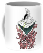 Floating Away Coffee Mug