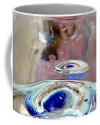 Floating Eyes Coffee Mug