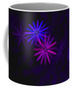 Floating Floral - 009 Coffee Mug