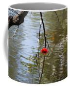 Floating Flower Coffee Mug