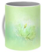 Floating In Green Coffee Mug
