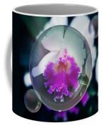 Floating Orchid Coffee Mug
