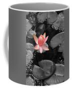 Floating Pink Coffee Mug