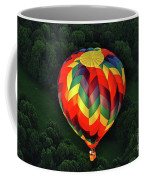 Floating Rainbow Coffee Mug