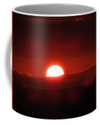 Floating Sunrise Coffee Mug
