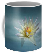 Floating Water Lily Coffee Mug