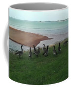 Flock Coffee Mug