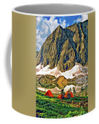 Floe Lake Coffee Mug