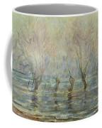 Flood In Giverny Coffee Mug