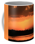 Sunset After A Spring Storm Coffee Mug
