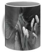 Flora Stigma Bw Coffee Mug