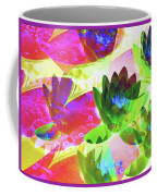 Floral Abstract #3 Coffee Mug