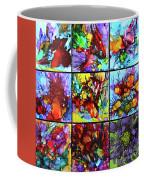 Floral Air Coffee Mug