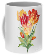 Floral Botanicals-jp3789 Coffee Mug
