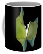 Floral Butterfly Coffee Mug