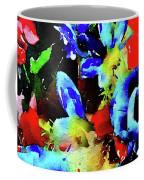 Floral Celebration Coffee Mug