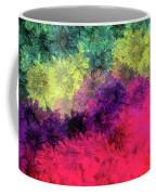 Floral Decay Coffee Mug