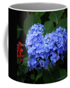 Floral Duet Coffee Mug
