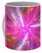 Floral Explosion Coffee Mug