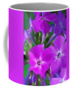Floral Expression 2 021911 Coffee Mug by David Lane