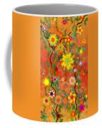 Floral Fantasy 122110 Coffee Mug