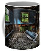 Floral Floor, Real Estate Series Coffee Mug