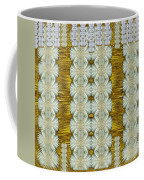 Floral Forest Of Magic And Gold Coffee Mug