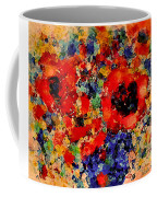 Floral Happiness Coffee Mug