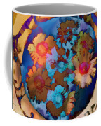 Floral Hotty Totty Differs Coffee Mug