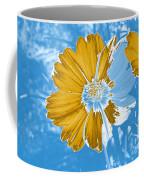 Floral Impression Coffee Mug