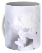 Floral In White Coffee Mug