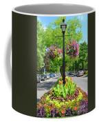 Floral Island Coffee Mug