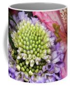 Floral Macro Coffee Mug