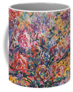 Floral Melody Coffee Mug