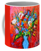 Floral Miniature - Abstract 0115 Coffee Mug