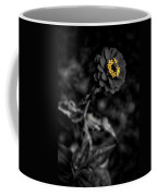 Floral October Zinnia End Of Season Sc 02 Vertical Coffee Mug