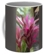 Floral Pastel Coffee Mug by Tom Prendergast