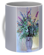 Floral  Piece Coffee Mug