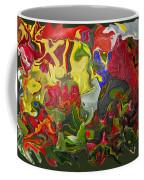 Floral Reef Coffee Mug