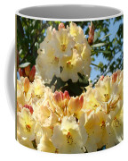 Floral Rhododendrons Fine Art Photography Art Prints Baslee Troutman Coffee Mug