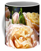 Floral Roses Garden Art Prints Baslee Troutman Coffee Mug