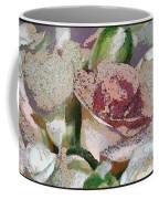 Floral Sand Coffee Mug