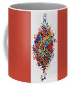 Floral Splash 2 Coffee Mug