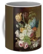 Floral Still Life Coffee Mug
