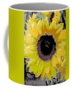 Floral Sunbeam Coffee Mug