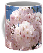 Floral Tree Blossoms Flowers Pink Art Baslee Troutman Coffee Mug