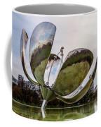 Floralis Generica, Buenos Aires, Argentina Coffee Mug