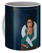 Florbela Espanca - There Is A Spring In Every Life  Coffee Mug