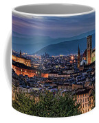 Florence In The Evening Coffee Mug